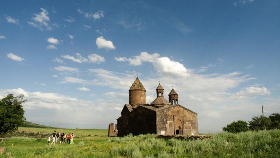 Arménie přednáška