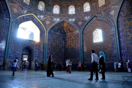 Xmountain Přednáška Írán