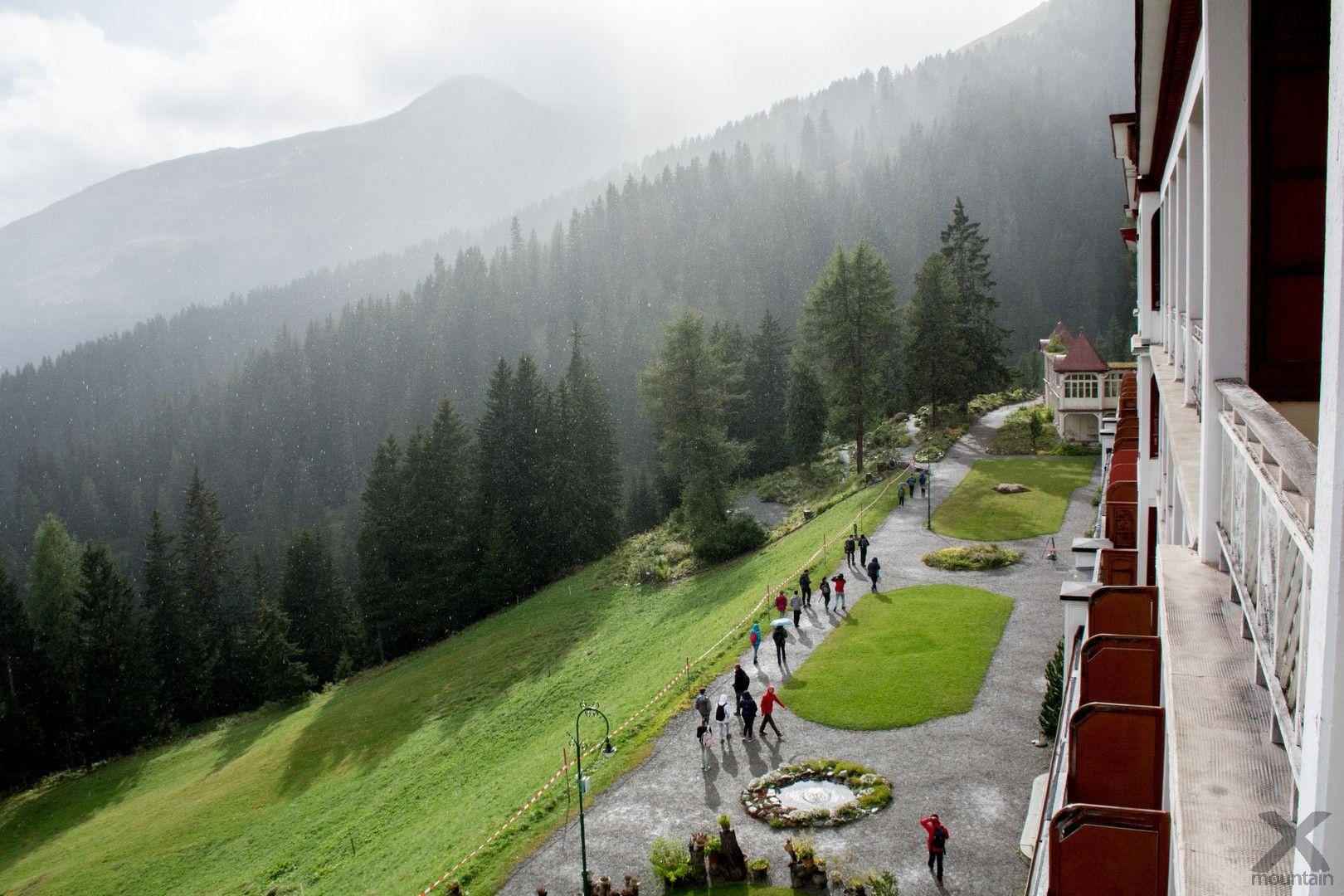 Schatzalp Hotel – Davos Švýcarsko