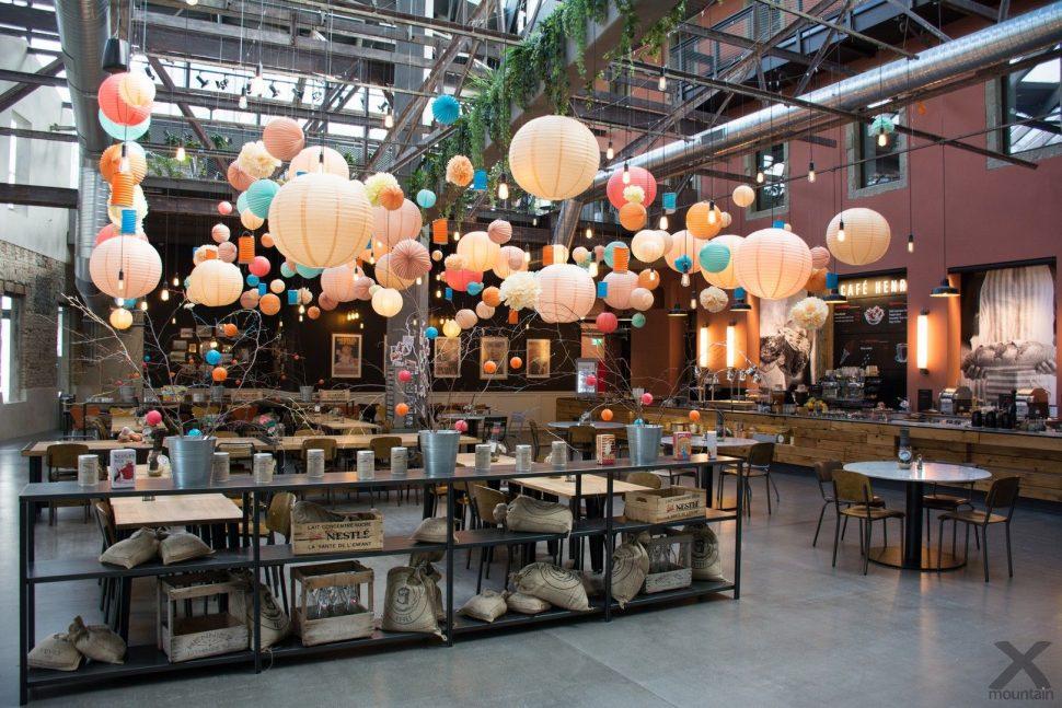 Vevey: Nest & Alimentarium