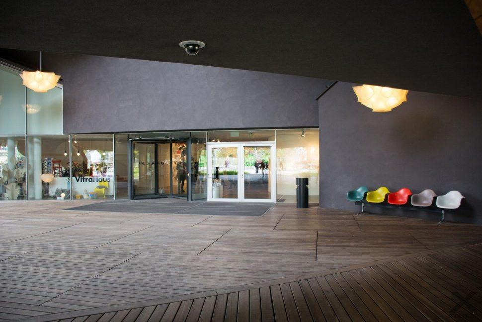 Basel Švýcarsko Vitra