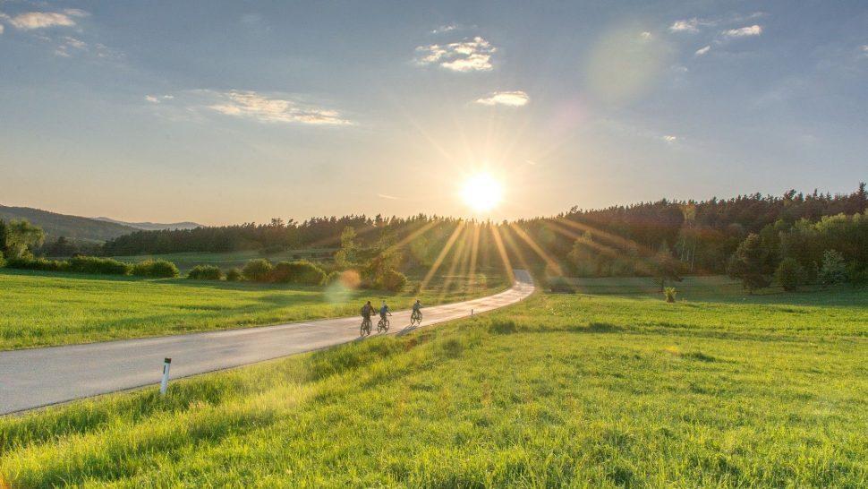 Jižní Čechy Třeboňsko a Novohradské hory