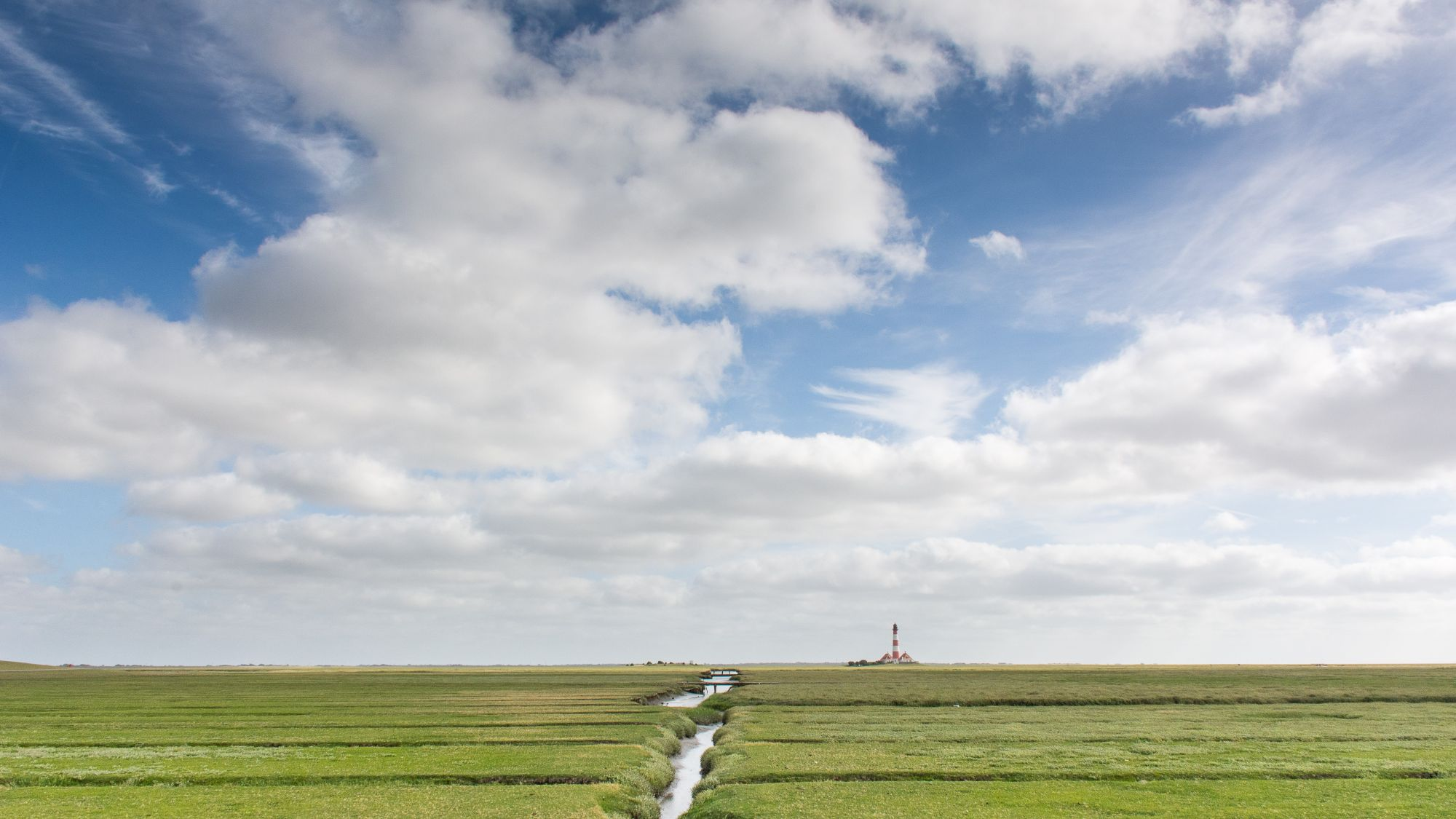 Wattenmeer Německo Dánsko