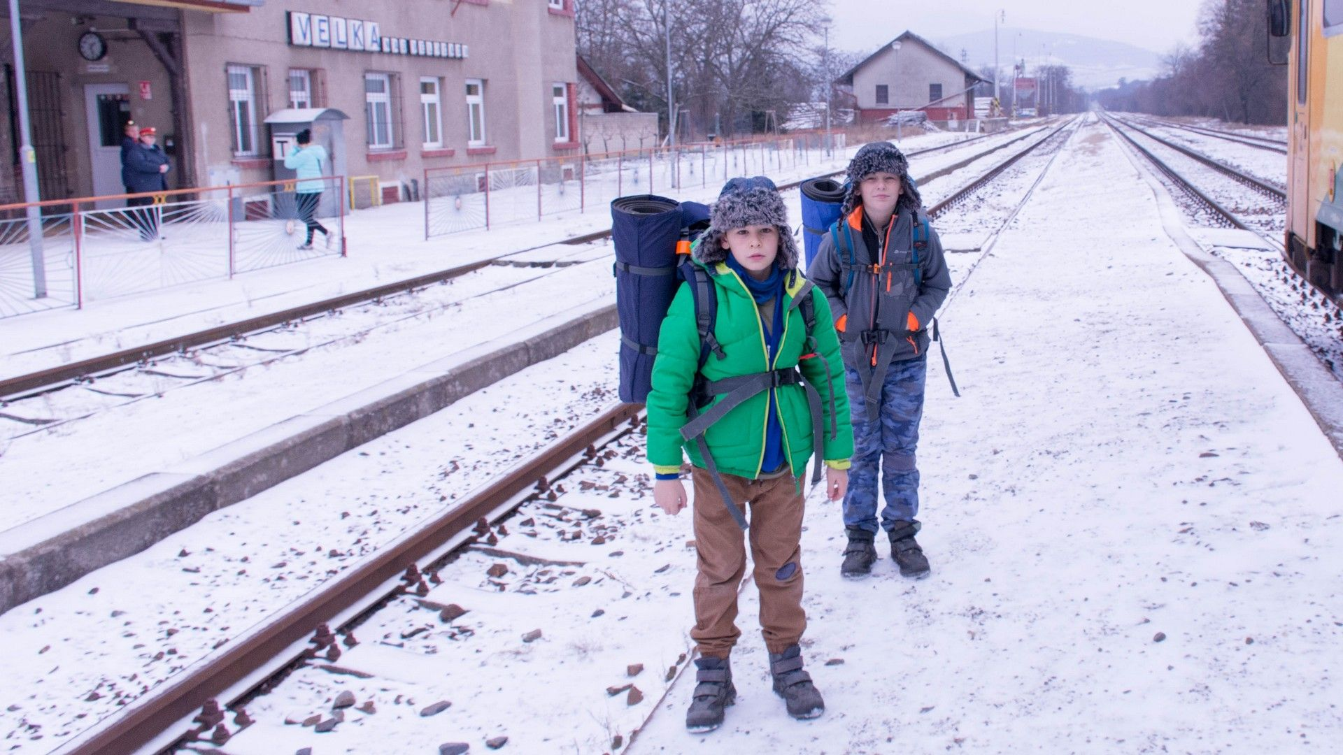 Bílé Karpaty Velká Javorina