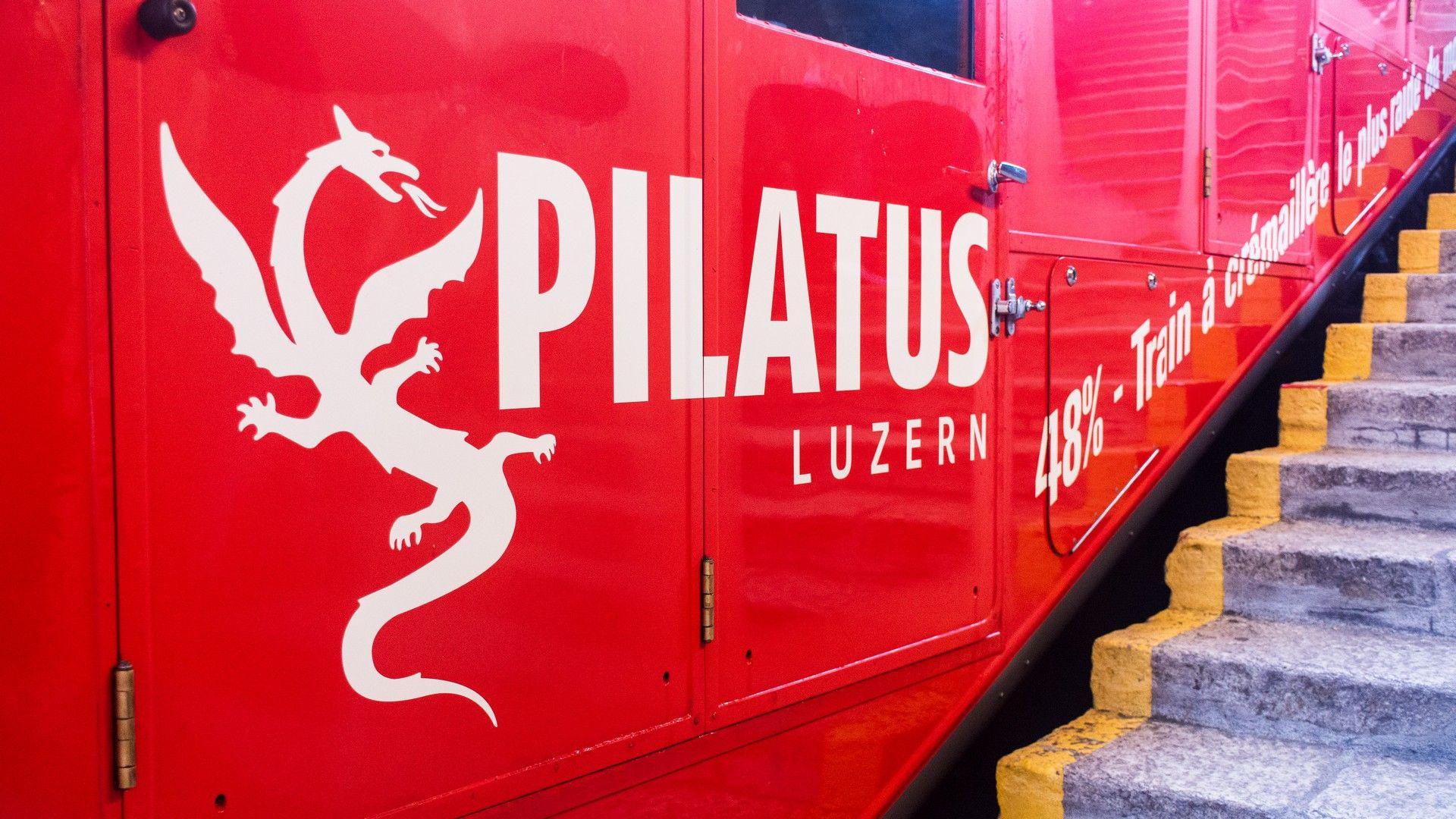 Švýcarsko Pilatus Xmountain