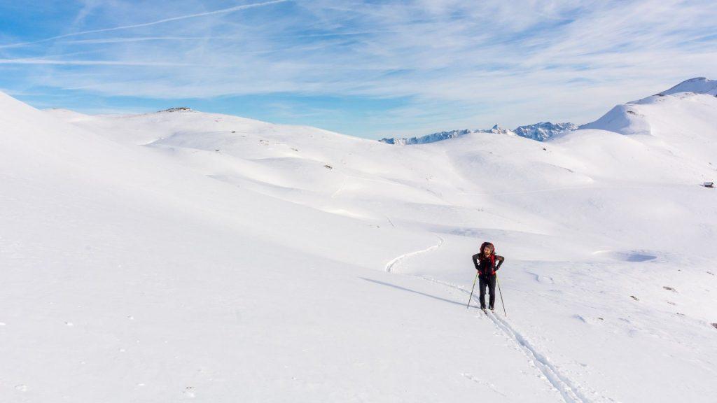 Pinzgauer Walk Backcountry Rakousko